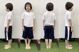 子供のトレーニング